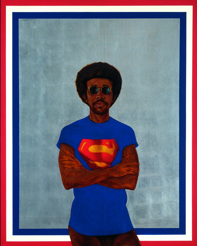 Icon_For_My_Man_Superman Barkley Hendricks